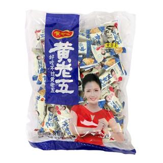 huanglaowu 黄老五 花生酥 椒盐味 500g