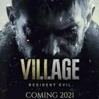 SONY 索尼 港版《生化危机 村庄》PS5实体游戏
