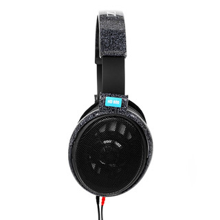 SENNHEISER 森海塞尔 HD600 耳罩式头戴式有线耳机 黑色
