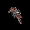 科麦斯 内六角扳手套装 精品标准9件套 短款