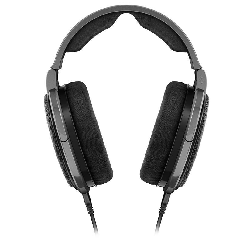 SENNHEISER 森海塞尔 HD650 耳罩式头戴式有线耳机 黑色