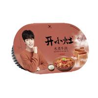 Uni-President 统一 开小灶 自热米饭 水煮牛肉 241g盒
