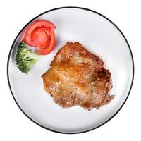 PLUS会员:菜字头 黑椒嫩排鸭排 1kg10片