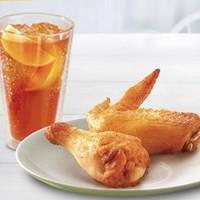 PLUS会员:必胜客 小食套餐(浓情烤翅+冰柠檬红茶)