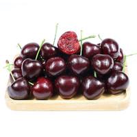 果鲜岛 山东大樱桃 果径24-26mm 5斤