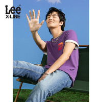 Lee XLINE L438224LE 男士T恤
