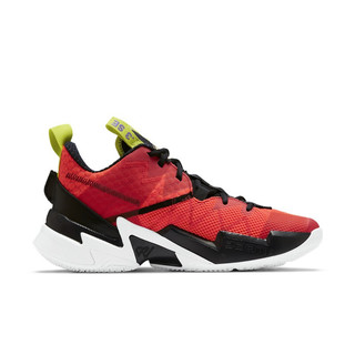 NIKE 耐克 AJ 男子 AIR JORDAN WHY NOT ZER0.3 SE PF 篮球鞋 CK6612 CK6612-600 43