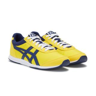 Onitsuka Tiger 鬼塚虎 Golden Spark 2.0系列 中性休闲运动鞋 1183A503-750 黄色 43.5