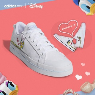 阿迪达斯官网 adidas neo BRAVADA 唐老鸭女子休闲运动鞋FY0256