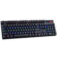 21日0点:RAPOO 雷柏 V500PRO 多模版 机械键盘 104键 黑轴