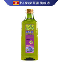 BETIS 贝蒂斯 橄榄油亚麻籽食用油 468ml