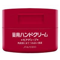 PLUS会员:SHISEIDO 资生堂 美润护手霜 渗透滋养型 100g