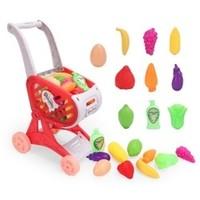 移动专享:创微莱 儿童玩具手推车 18.6cm*28.4cm*40.3cm 送10件套