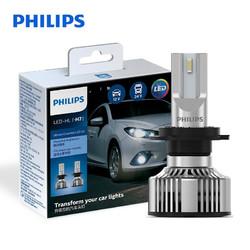 PHILIPS 飞利浦 第二代 汽车LED大灯 H7 6500K白光 双支装