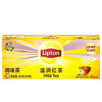 Lipton 立顿 温润红茶 2g*25包