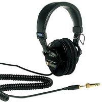 SONY 索尼 MDR-7506 头戴式有线耳机