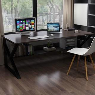 电脑台式桌家用学生写字桌书桌办公桌