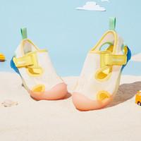 balabala 巴拉巴拉 儿童透气沙滩鞋