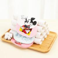 Disney 迪士尼 宝宝隔汗巾 5条装