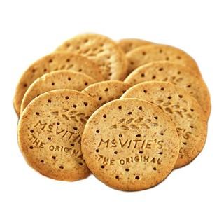 Mcvitie's 麦维他 消化饼干系列 全麦粗粮消化饼 原味 250g