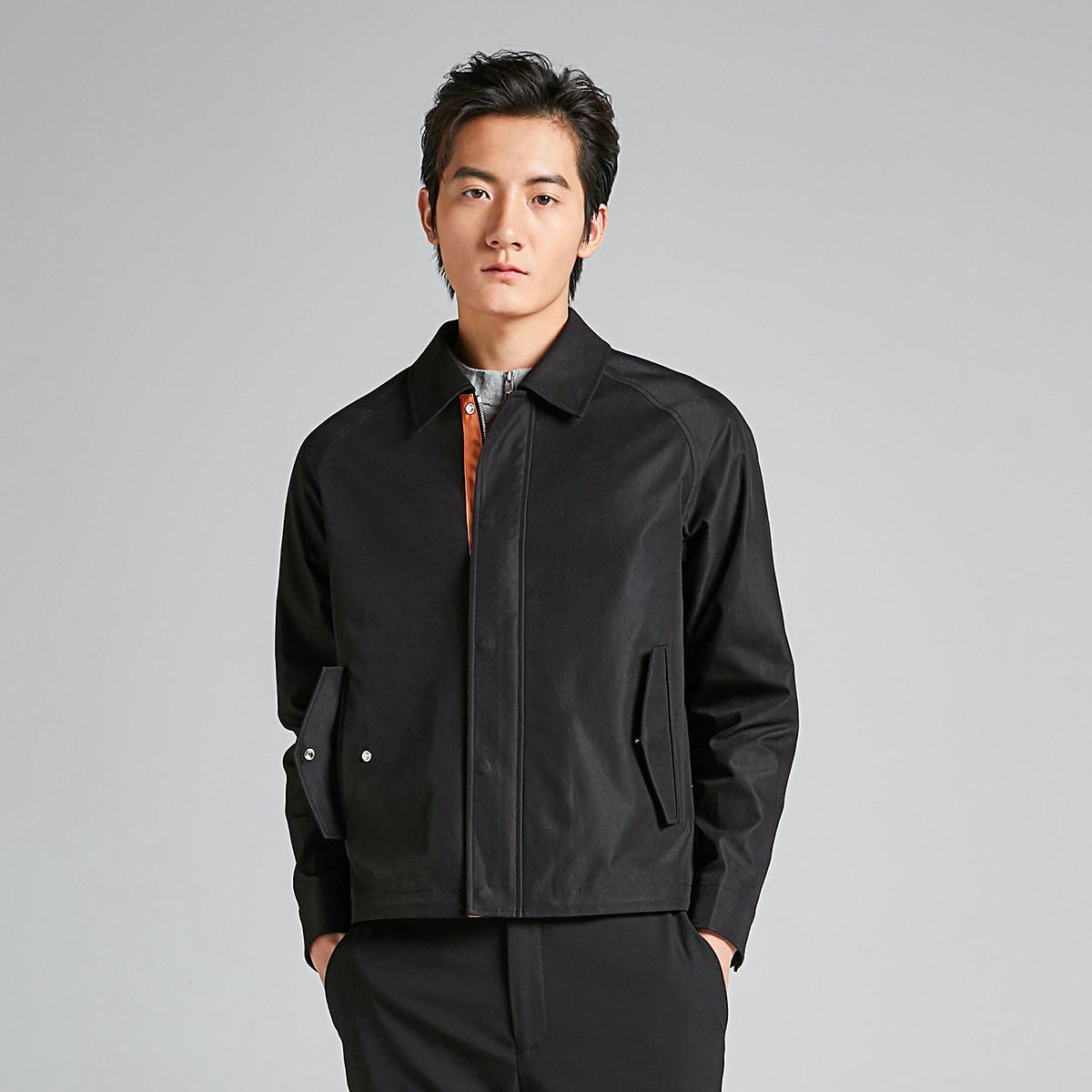 KINBAT 劲霸 JKDC1311E01 男士夹克外套