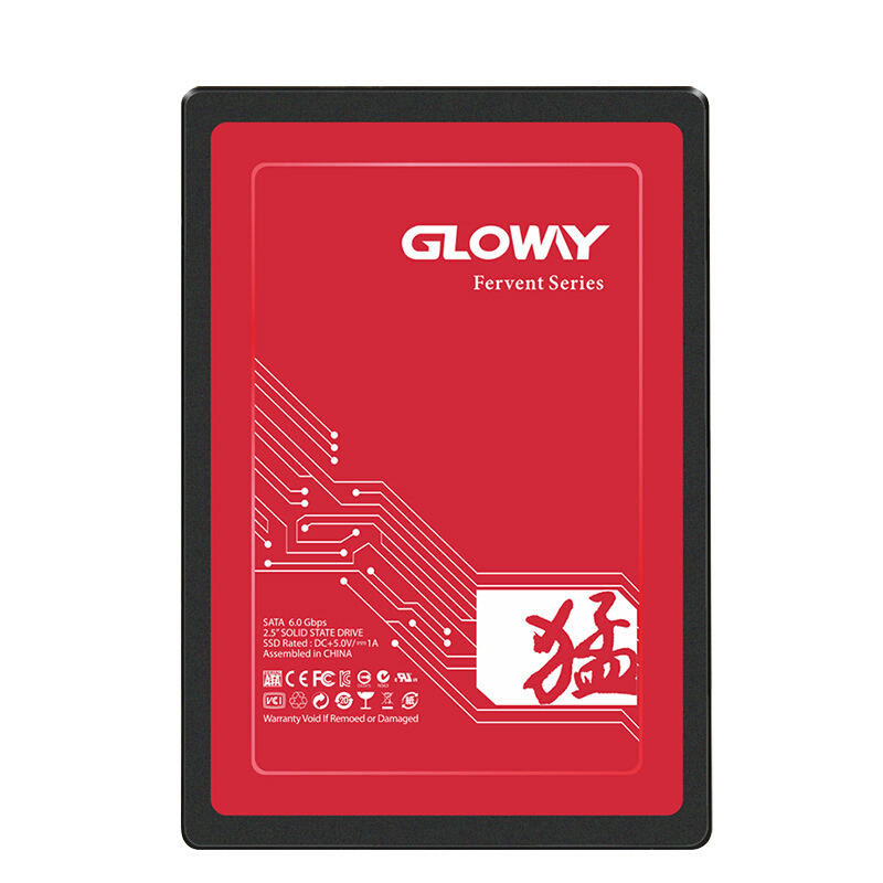 GLOWAY 光威 猛将系列 SATA3 固态硬盘 120GB