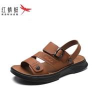 RED DRAGONFLY 红蜻蜓 592249 男士沙滩鞋