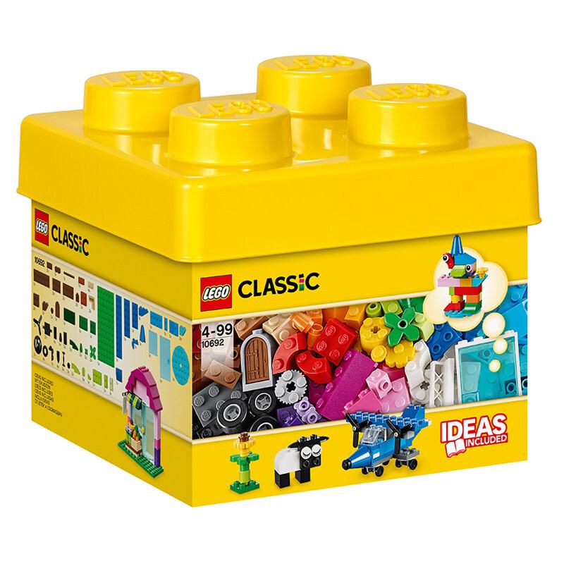 百亿补贴 : LEGO 乐高 10692经典创意小号积木盒  拼插积木玩具