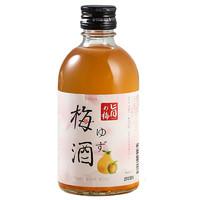 旨め梅 梅子酒 柚子梅酒 300ml