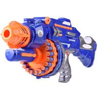 NERF 热火 蓝色电动榴弹发射枪(20软弹+1靶)