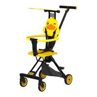 luddy 乐的 婴儿推车 溜娃神器轻便可折叠双向推行儿童推车