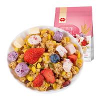88VIP:FUSIDO 福事多 草莓酸奶果粒烘培燕麦片  400g