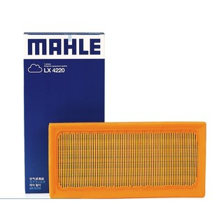 MAHLE 马勒 LX4220 空气滤芯格