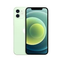 Apple 苹果 iPhone 12 5G智能手机 256GB 绿色