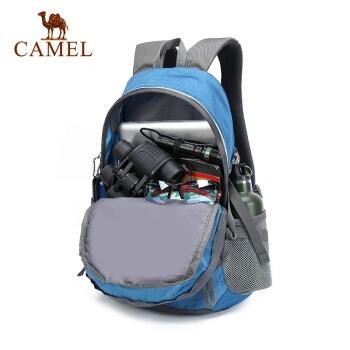 CAMEL 骆驼 A9W3C3135 男女款休闲运动双肩背包