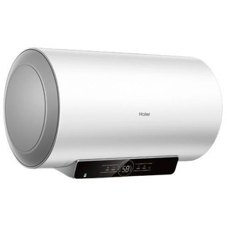 Haier 海尔 60升家用电热水器 2200W速热6重防护节能休眠80%热水输出率一级能效WIFI智控 EC6001-JH(U1)