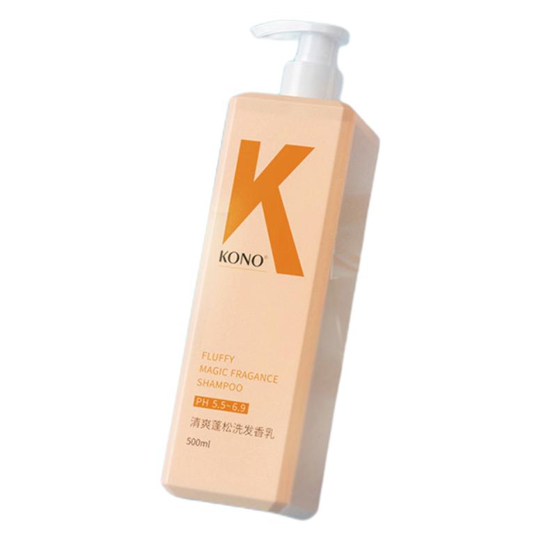 KONO 香氛洗发水系列清爽蓬松洗发香乳 500ml