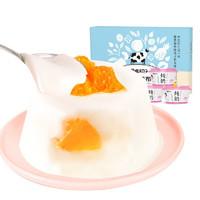 樱桃小丸子 果冻布丁 炖奶(78*6杯)