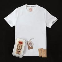 上纺拾柒棉 重磅速吸国棉T恤(纪念款)