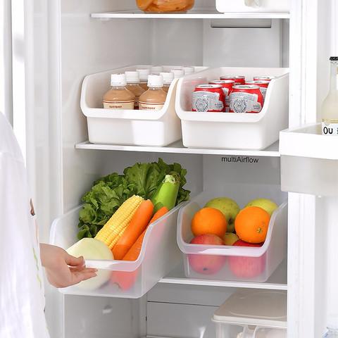 BELO 百露 食物保鲜收纳盒 白色 2个装