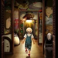 北京玩乐推荐:宫崎骏动画艺术展6月12日亮相北京,早鸟票仅78元!