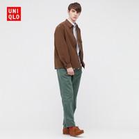 UNIQLO 优衣库 434847 棉麻混纺休闲裤