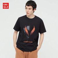 UNIQLO 优衣库 43834 男士T恤