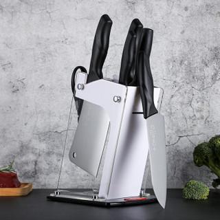 SHIBAZI 十八子作 SL1503 厨房刀具韵利 7件套