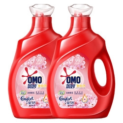 OMO 奥妙 全自动樱花味洗衣液 2kg 2瓶