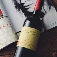 PLUS会员:Chateau Meric 梅里克 霍克城堡 波尔多葡萄酒  750ml