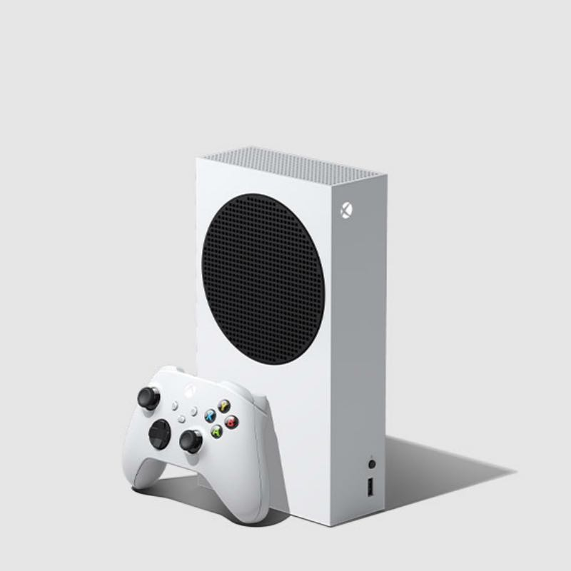 Microsoft 微软 日版 Xbox Series S 4K游戏主机