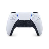 黑卡会员:SONY 索尼 Sony PS5 原装游戏手柄 无线控制器PlayStation5手柄白色