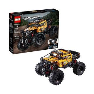 LEGO 乐高 机械组系列42099四驱极限越野车11岁+958颗粒拼插积木