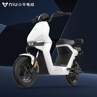 Niu Technologies 小牛电动 F0 70电动自行车 新国标锂电池两轮电动车 预售5月21日发货 白色